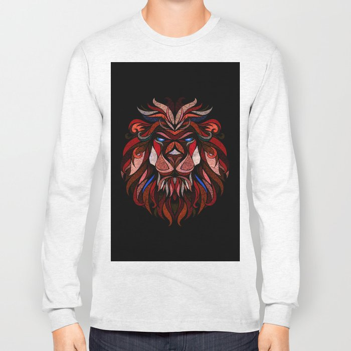 Red Lion Long Sleeve T-shirt