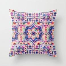 Cleo {A} Throw Pillow