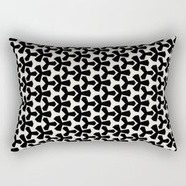 Van Klaveren Pattern Rectangular Pillow