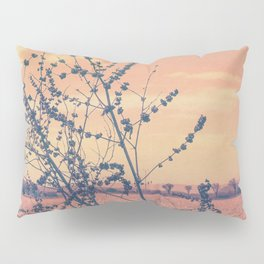 Imperfect Beauty (Beginning of Spring, California Countryside Farm) Pillow Sham