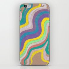 slither iPhone & iPod Skin