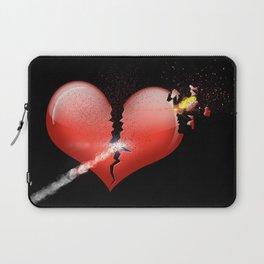 Heartbomb Laptop Sleeve