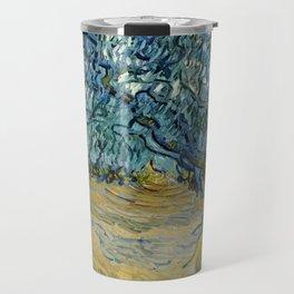 "Vincent Van Gogh ""The Olive Trees, Saint-Rémy"" Travel Mug"