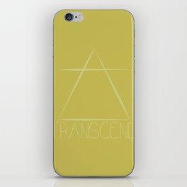 Transcend iPhone Skin