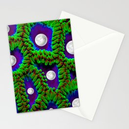 Gaia   Planet Earth into a New Dimension Stationery Cards
