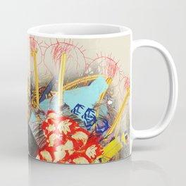 Big Red&Bananas Coffee Mug