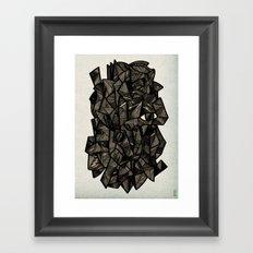 - maximus - Framed Art Print