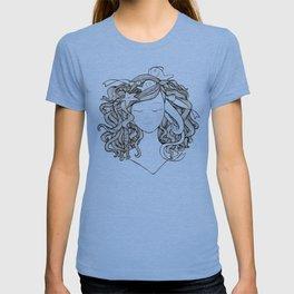Mermaid Fish Darling T-shirt