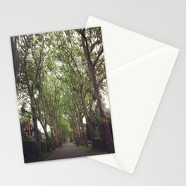 Hamptons Trees Stationery Cards