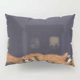 Raccoon Series: Out on the Town Pillow Sham