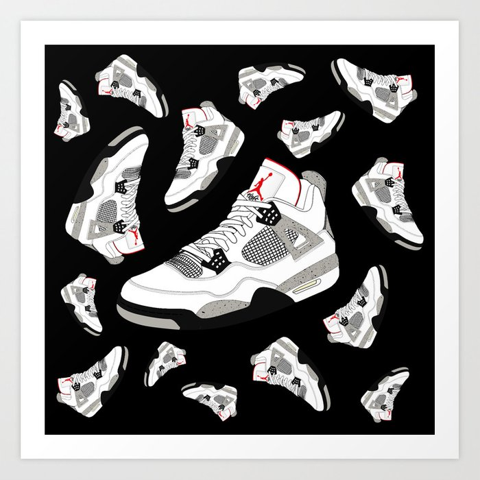 2276f40988a Air Jordan Retro 4 IV OG