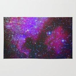 North America Nebula: Stars in the space. Rug