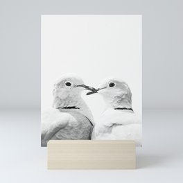 Lovers Mini Art Print