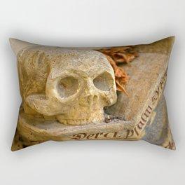 Skull | Totenkopf Rectangular Pillow