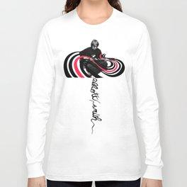 Color Bars  ( Elliott Smith ) Long Sleeve T-shirt