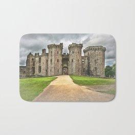 Gateway To The Castle Bath Mat