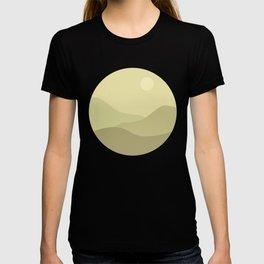 Minimal Meadow Day T-shirt