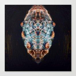 Splendor Porous Canvas Print