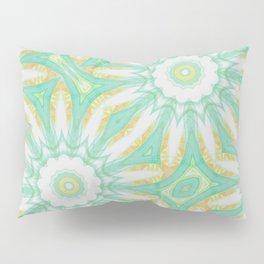 Citrus Mandala Repeat Pillow Sham