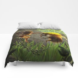 Faerie and Bee Comforters