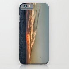 Summer sunset on lake Ontario Slim Case iPhone 6s