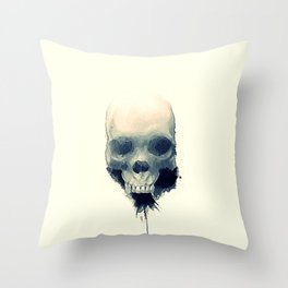 It Was You Who Brought Me Here Throw Pillow