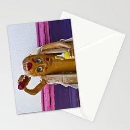 Hot Dog Dressing Up Stationery Cards