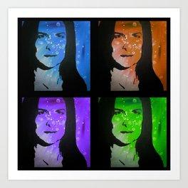 Pamela Rabe Art Print
