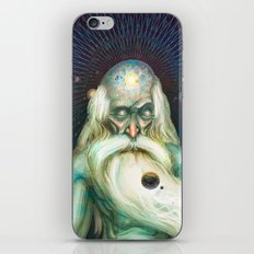 Mindfulness iPhone & iPod Skin