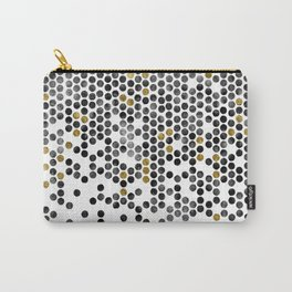 Beehive Carry-All Pouch