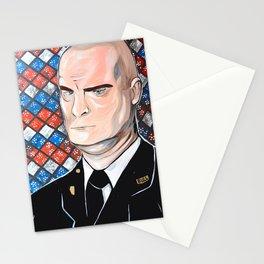 Bailiff Nostradamus 'Bull' Shannon Stationery Cards