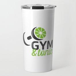 Gym & Tonic Travel Mug