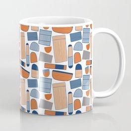 Pattern Project #39 / Stripy Things Coffee Mug