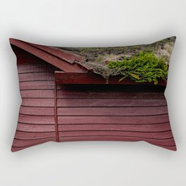 The Scandinavian House Rectangular Pillow