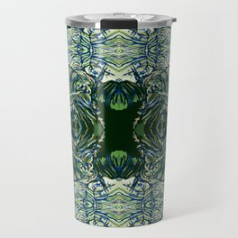 Tropic Palms Travel Mug