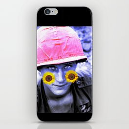 When Will It End iPhone Skin