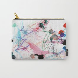 Baby Picasso - Confetti Carry-All Pouch