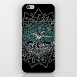 Gate & Key: Sidereal 13 Sign Astrology iPhone Skin