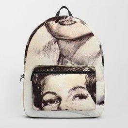 Rita Hayworth Backpack