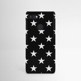 Stars (White/Black) Android Case