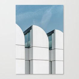 Bauhaus Architecture Canvas Print