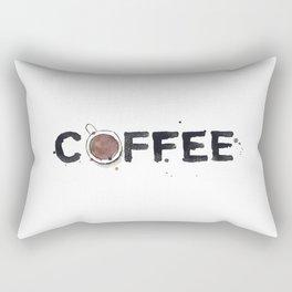 Favourite Things - Coffee Rectangular Pillow