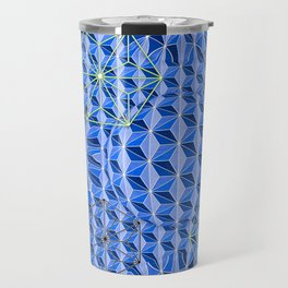 Geodesic Asanoha Travel Mug