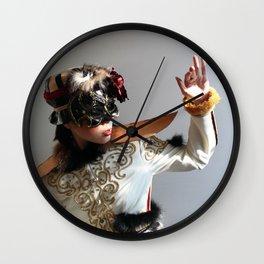 I'm a warrior Wall Clock