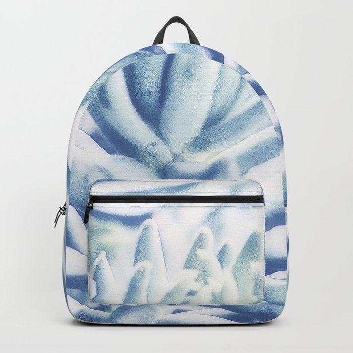 Sunday Morning Succulents Backpack
