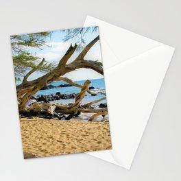 Hawaiian Shoreline by Reay of Light Stationery Cards