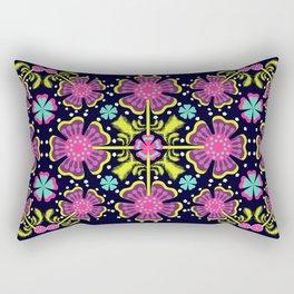Flower 34 Rectangular Pillow