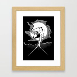 The Ancient of Days Framed Art Print