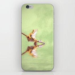 Little Hopper iPhone Skin