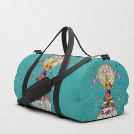 Alice's Dream Duffle Bag